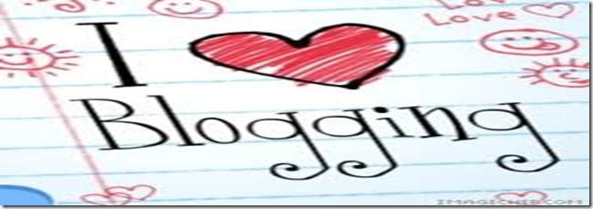 I Lov Blogging