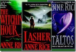 The Mayfair Witches Trilogy Anne Rice