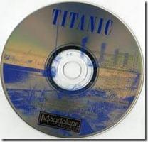 Titanic CD